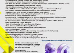 Engineering Short Courses
